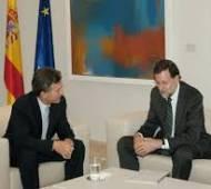 Macri y Rajoy. Gobierno argentino.