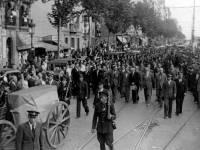 La Guerra Civil en Cataluña.
