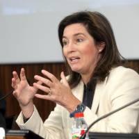Cristina de Parias, directora general de BBVA España