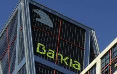 Torre de Bankia en Plaza de Castilla, Madrid