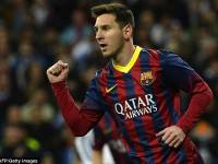 Real Madrid 3-4 Barcelona: Lionel Messi scores hat-trick in ...