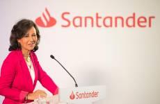 Ana Botin, Banco Santander
