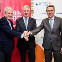 Fundación Naturgy y Caritas
