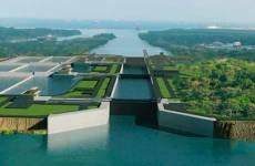 Ampliacion Canal de Panamá