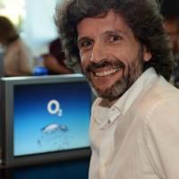 Pedro Serrahima, Telefónica/O2.