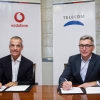 Acuerdo Telecom y Vodafone en Argentina