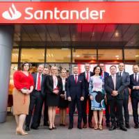 Banco Santander en Polonia