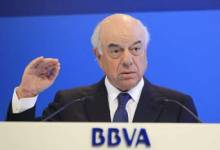 Francisco González, presidente honorifico de BBVA