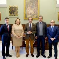Ebro Foods recibe el Premio al Mecenazgo Empresarial de la Universidad de Sevilla