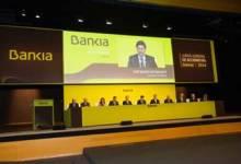Junta de accionistas de Bankia