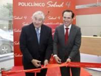 Inauguración del Hospital policlínico