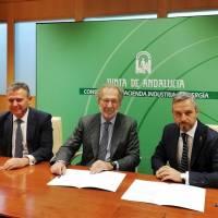 Junta de Andalucía y Endesa