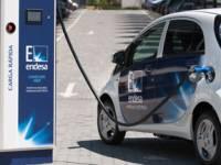 Vehículo eléctrico de Endesa