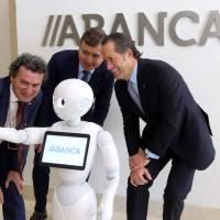 R4, robot de Abanca