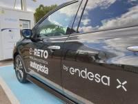 Vehículo eléctrico de Endesa.