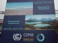 Tiempo para actuar COP25.