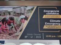 Cambio climático, COP25.