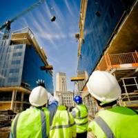 empleados de empresas de construccion