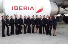 Tripulación de Iberia