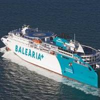 Barco de Balearia