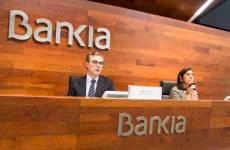José Sevilla, presentación Resultados Bankia 1T 2019.