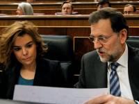 Rajoy intenta frenar un posible estallido