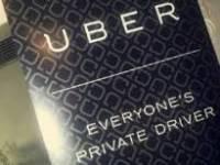 Uber, coche privado