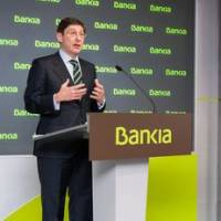 Jose Ignacio Goirigolzarri, presidente de Bankia