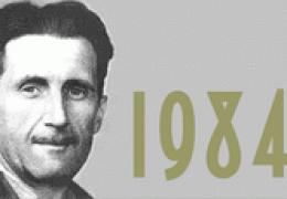 George Orwell, 1984.