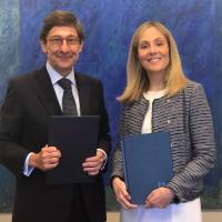 Bankia y el BEI