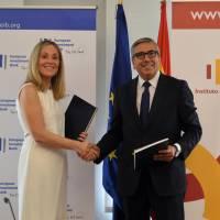 Acuerdo entre el BEI y el ICO