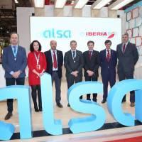 Iberia y Alsa