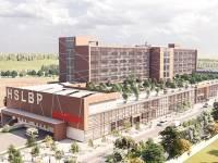 Maqueta Hospital Buin-Paine.