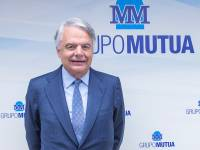 Ignacio Garralda, presidente de Grupo Mutua