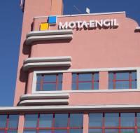 Sede Monte Engil en Oporto.