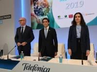 Presentación resultados Telefónica.