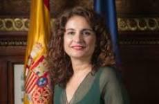 Maria Jesús Montero, ministra de Hacienda.