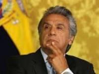 Lenín Moreno, pte. Ecuador.