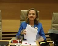 Nadia Calviño, vicepresidenta y ministra de Economía.