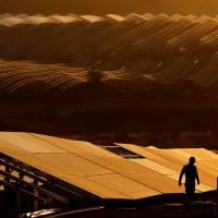 Planta fotovoltaica de Balboa