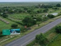 Autopista abierta en Colombia.