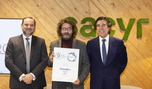 Premios Sacyr en la convocatoria de 2019.