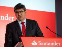 José Antonio Alvarez, CEO Santander.