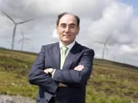 El presidente de Iberdrola, Ignacio Galán-