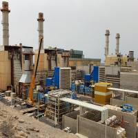 Subestación eléctrica de Jerez (Cadiz)