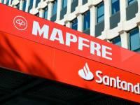 Santander Mapfre Seguros.