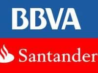 BBVA y Santander