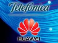 Telefónica y Huawei
