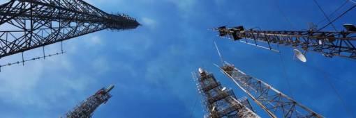Telecom Towers.