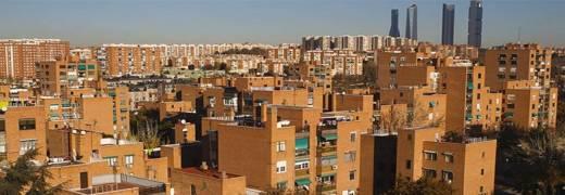 Housing in Spain.